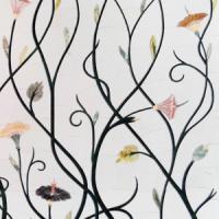 Сказочные цветы — арабский стиль
